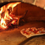 Brick oven pizza from zero otte nove