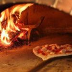 Brick oven pizza from zero otte nove